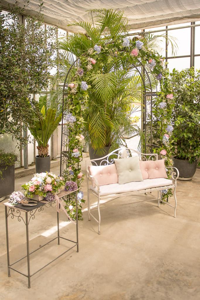 Traumhochzeit im Orchideenhaus