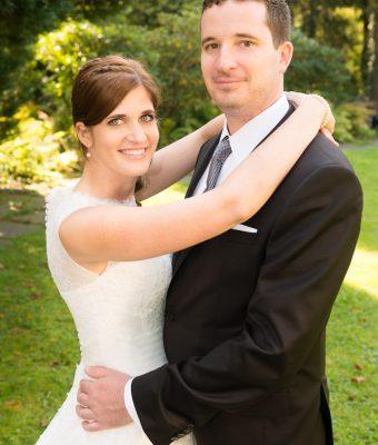 Hochzeit im Spätsommer